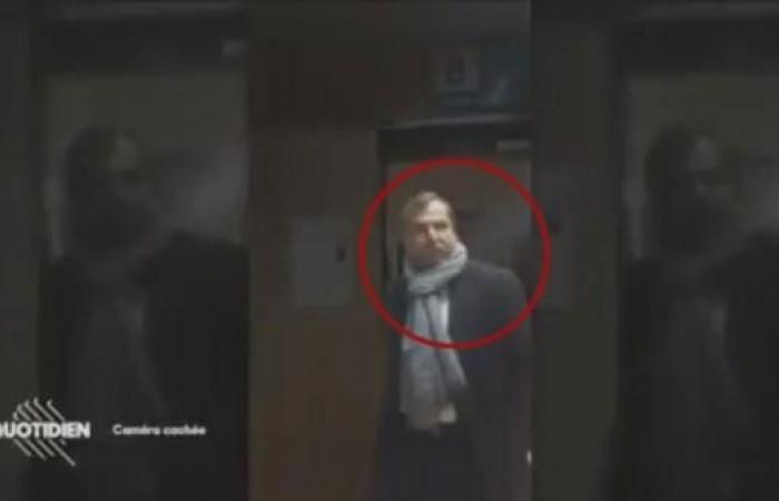 شقيق بوتفليقة يظهر في المستشفى بجنيف