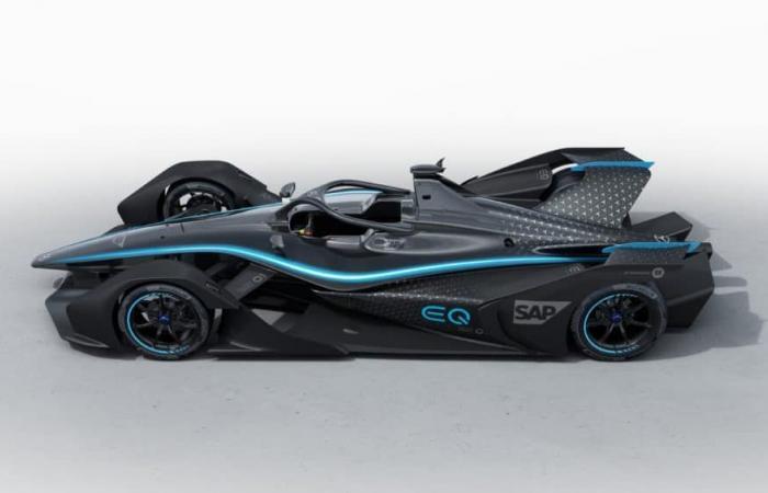 أول سيارة سباق كهربائية بالكامل بسرعة 280 كيلومترًا .. من…