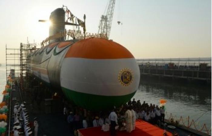 البحرية الباكستانية تقول إنها منعت غواصة هندية من دخول مياهها