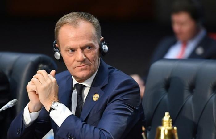 """توسك: قوى """"معادية"""" تسعى للتأثير على انتخابات الاتحاد الأوروبي"""