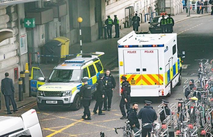 3 عبوات متفجرة لأماكن حساسة في لندن