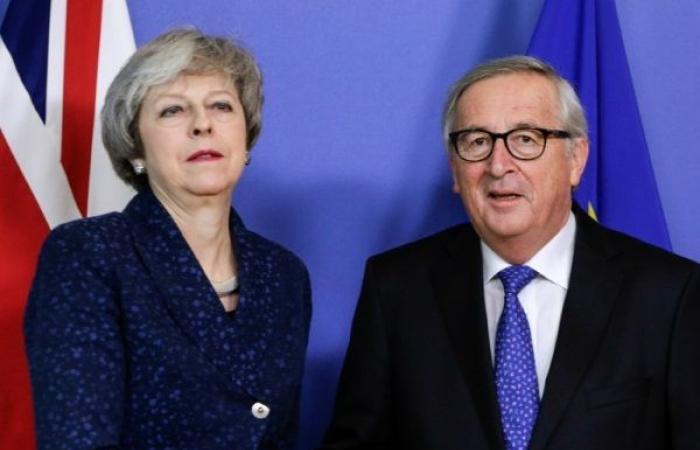 محادثات جديدة بين لندن والإتحاد الأوروبي قبل أقل من شهر على بريكست