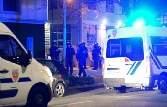 ليلة ثالثة من أعمال شغب وعنف ضد الشرطة في غرونوبل بفرنسا