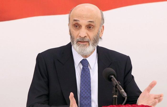 جعجع بحث وسفيرة سويسرا آخر التطورات