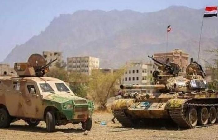 اليمن   الجيش اليمني يحرر مواقع استراتيجية بين الجوف وصعدة