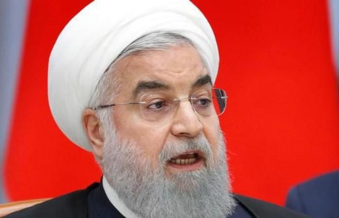 إيران   روحاني: أميركا تحاول تغيير نظامنا ولا مجال للتفاوض معها