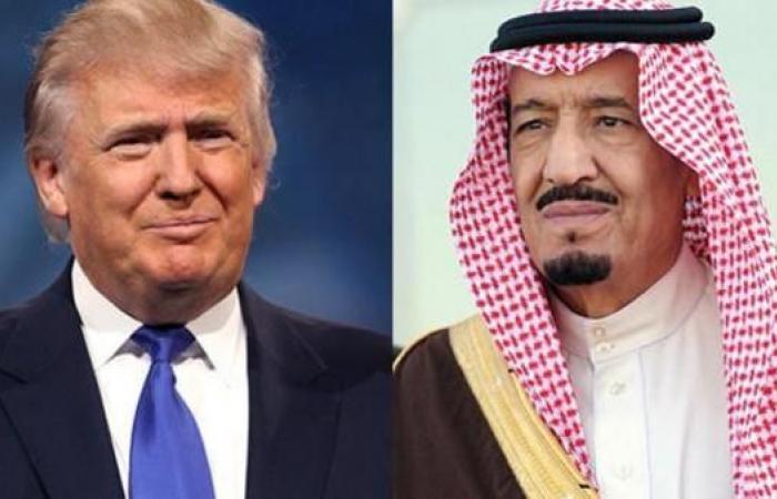الخليح | الملك سلمان يعزي ترمب في ضحايا أعاصير ألاباما