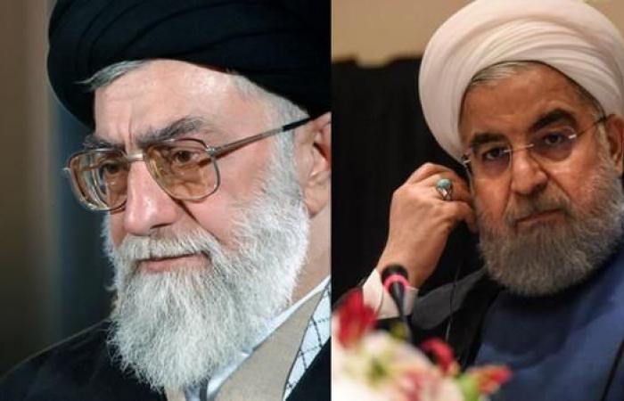 إيران   روحاني: خامنئي رفض اقتراحي لقيادة ملف الحرب الاقتصادية