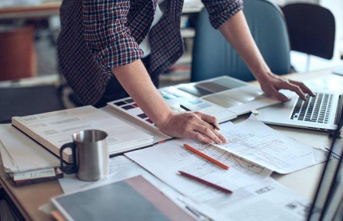 35% نسبة التراجع في مشاريع المكاتب قيد الإنشاء