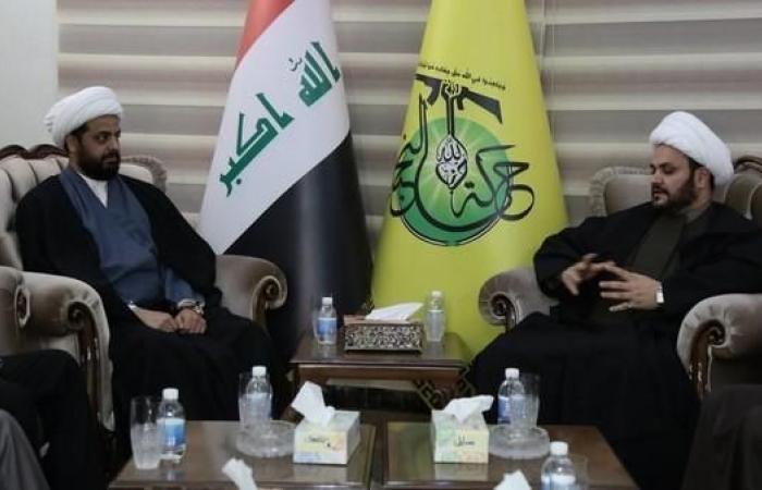 """العراق   الميليشيات """"الإيرانية"""" تستنفر دفاعاً عن """"النجباء"""""""