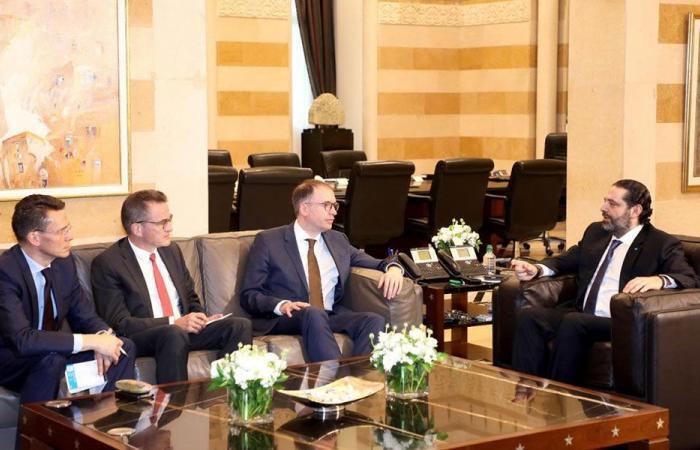 ألمانيا تجدد دعمها لتطوير السياسة والاقتصاد في لبنان