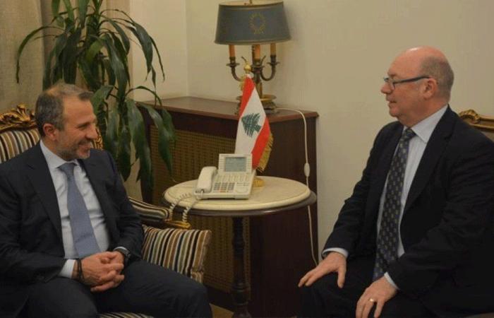 بيرت: بريطانيا ملتزمة دعم لبنان القوي والمستقر