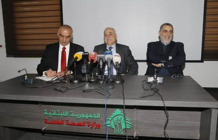 جبق: سنجعل الأسقف المالية للمستشفيات الحكومية مفتوحة
