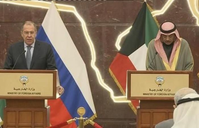سوريا   لافروف: نسعى مع السعودية للقضاء على الإرهاب في سوريا