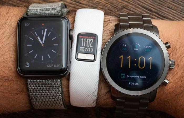 IDC: آبل وشاومي تتصدران سوق الأجهزة القابلة للارتداء