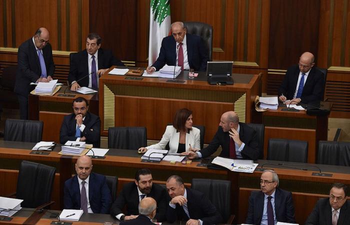 إقرار اقتراح قانون الإجازة للحكومة بالاقتراض بالعملات الأجنبية