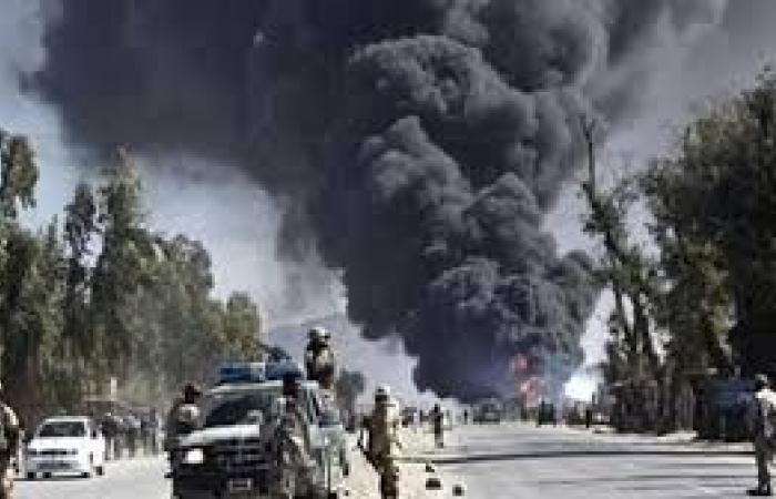 انفجارات تهز مدينة جلال أباد في شرق أفغانستان