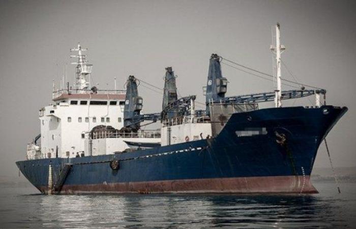 إيران تحتجز سفينة صيد صينية
