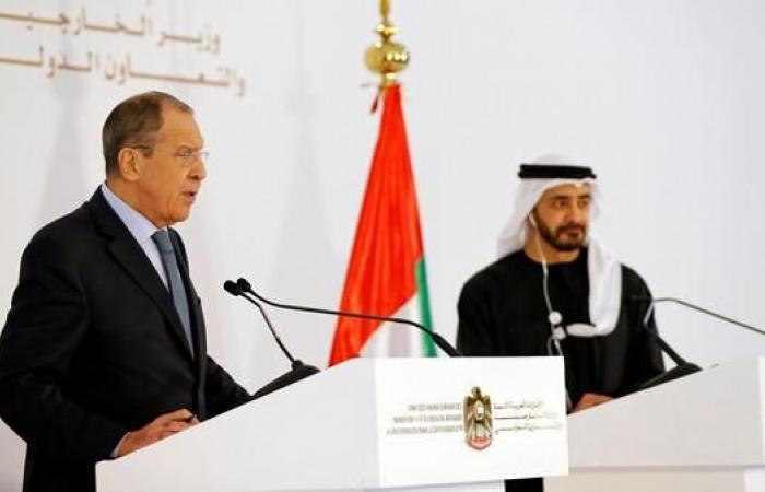 الخليح | الإمارات: نتعاون مع روسيا في مكافحة التهديدات