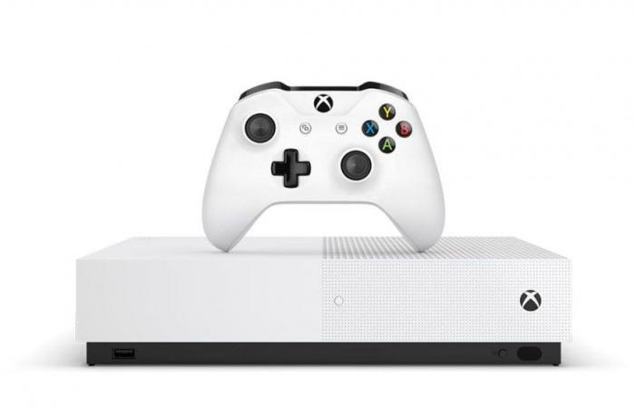مايكروسوفت تعتزم إطلاق نسخة بدون أقراص من منصة Xbox One S