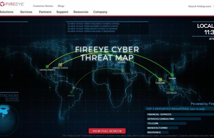 فاير آي: الشركات أضحت أكثر سرعة في تحديد الهجمات الإلكترونية