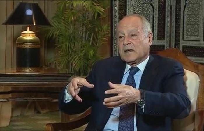 سوريا   أبوالغيط: مشاركة سوريا بقمة تونس لم تُطرح على الإطلاق