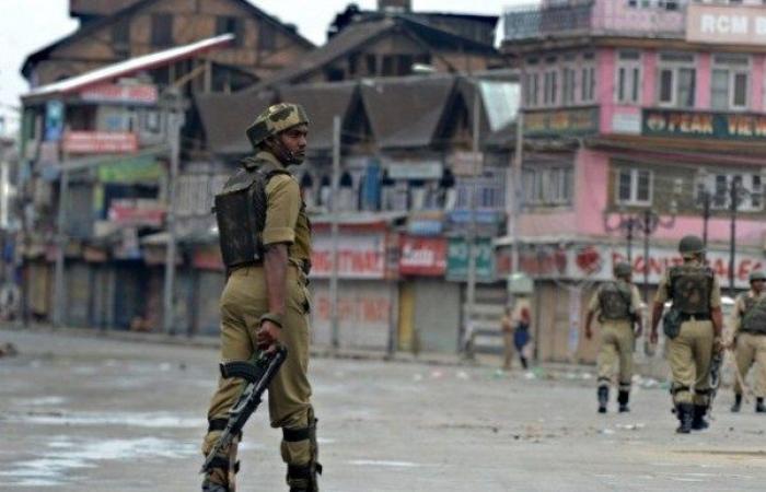 إصابة 18 شخصاً في هجوم بقنابل في جامو في كشمير الهندية