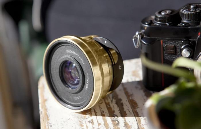 عدسة Lomogon Art Lens على كيك ستارتر