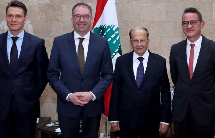 المانيا… زيارة لبنان تنطوي على بُعدين!