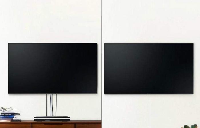 سامسونج تطور أول تلفاز لاسلكي في العالم
