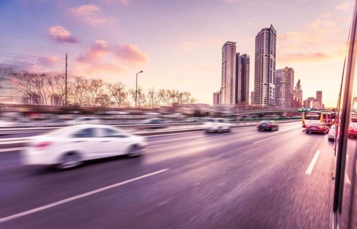 إل جي تنجح بتجربة سيارة ذاتية القيادة داعمة لشبكات 5G