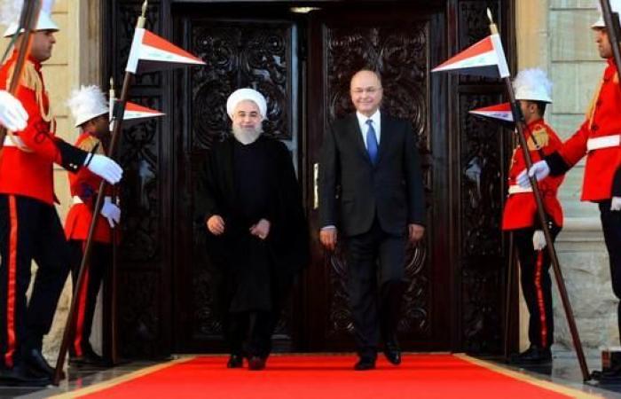 إيران   العراق.. خاصرة إيران الرخوة للالتفاف على العقوبات؟