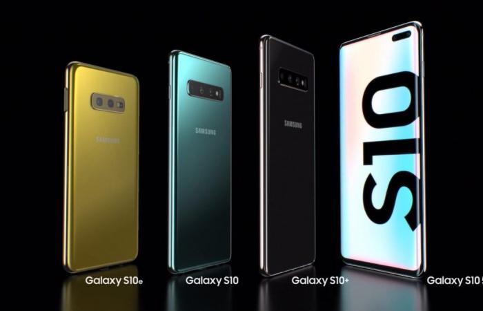 كيفية اختيار هاتف Galaxy S10 المناسب لك