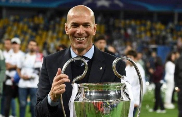 رسمياً: زيدان يعود إلى ريال مدريد
