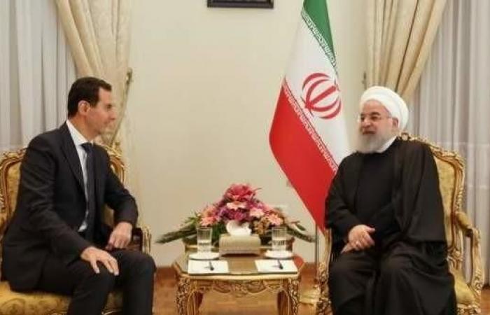 إيران   زيارة محتملة للرئيس الإيراني إلى سوريا قريباً