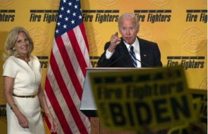 بايدن يلمح إلى احتمال ترشحه للرئاسة في الولايات المتحدة