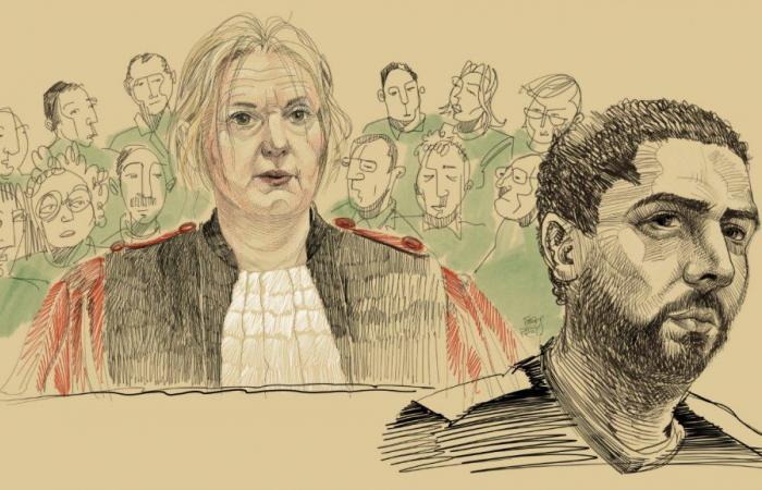 السجن المؤبد لنموش في قضية الهجوم على المتحف اليهودي في بروكسل