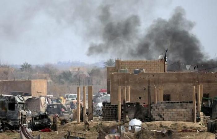سوريا | قوات سوريا الديمقراطية: عملية الباغوز بحكم المنتهية