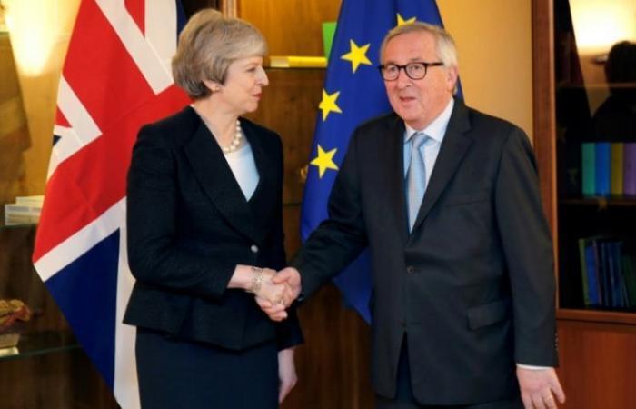 """لندن توافق على إدخال """"تعديلات ملزمة قانونيا"""" على اتفاق بريكست"""