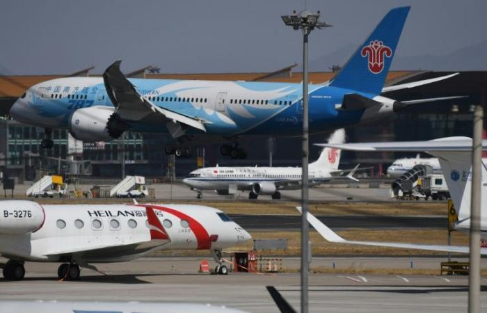 إغلاق المجال الجوي الأوروبي امام بوينغ 737 ماكس