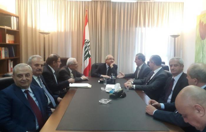 رئيس الرابطة اللبنانية للروم الأرثوذكس يُشيد بسرحان
