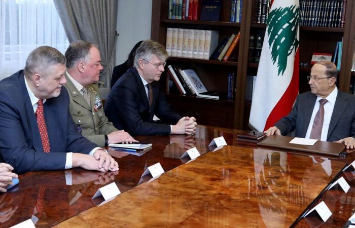 """لاكروا يعلن عن ارتياحه للتعاون بين قوات """"اليونيفيل"""" والجيش"""