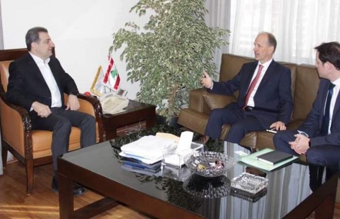أبو فاعور بحث وسفير هولندا دعم المشاريع الناشئة للشباب