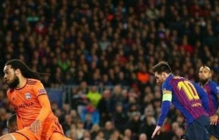 برشلونة يقسو على ليون بخماسية ويبلغ ربع النهائي أبطال أوروبا