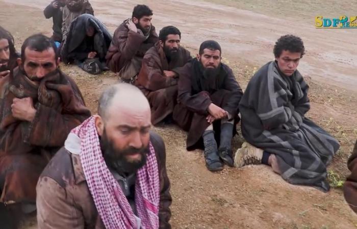 العراق   داعش يلفظ أنفاسه بسوريا.. وجدل حول دخول عائلاته العراق