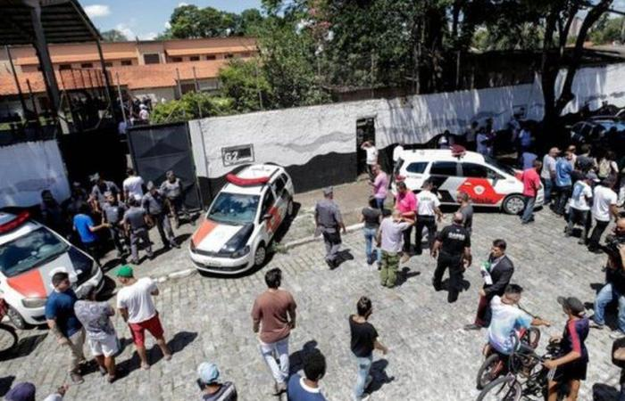 تلميذان يقتلان 5 طلاب ثم ينتحران في البرازيل