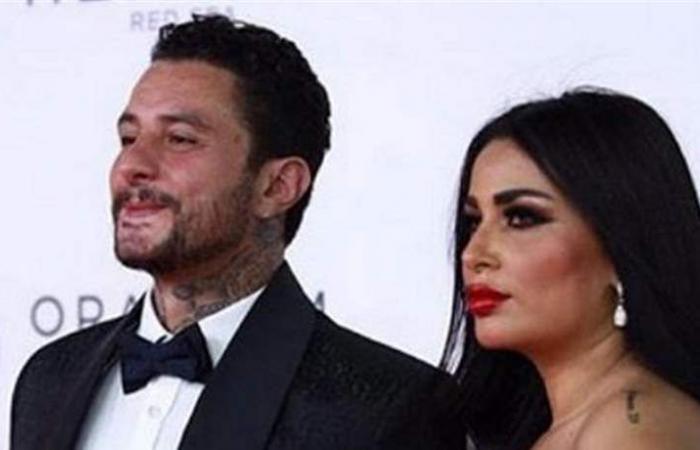 أحمد الفيشاوي يثير الجدل مجدداً.. شاهدوا الصورة التي نشرها لزوجته 'المثيرة'!