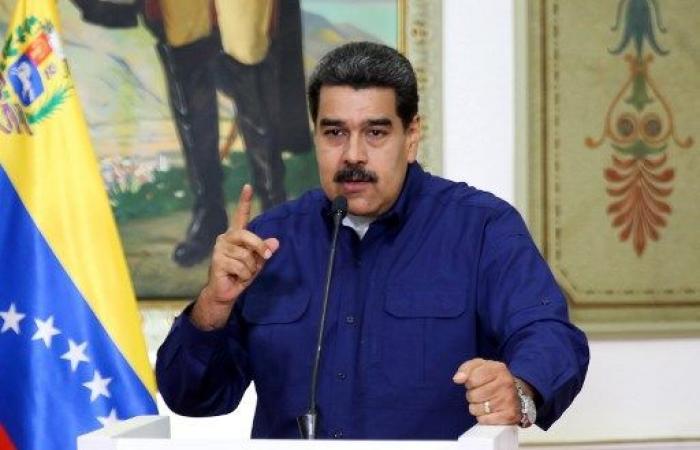 مادورو يكلّف عسكريين مراقبة البنية التحتية في فنزويلا