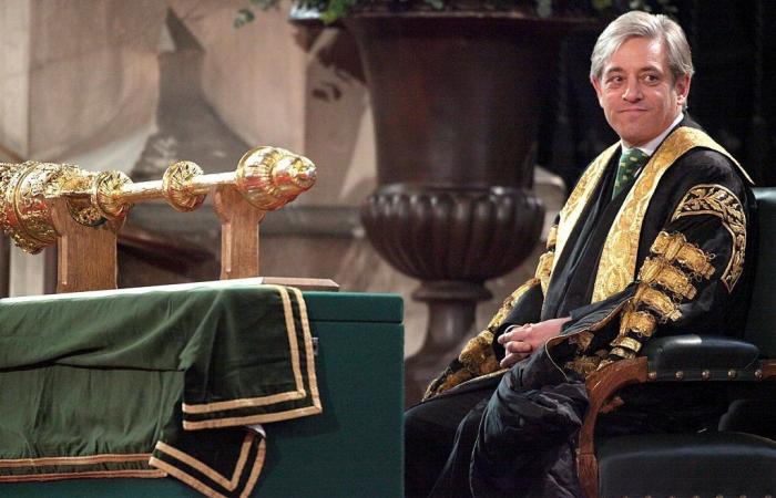 من هو جون بيركو الرئيس الحالي لأقدم برلمان في العالم؟