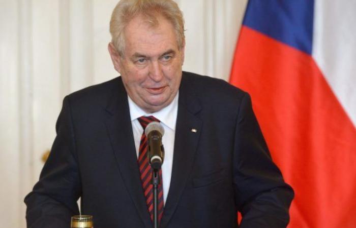 """الرئيس التشيكي يتهم تركيا بانها """"حليف"""" للجهاديين"""